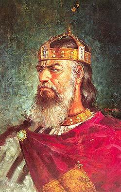 tsar Samuil